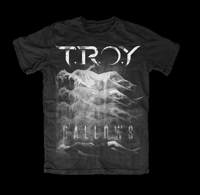 TROY Gallows Tee