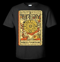 TROY Wheel of Fortune tee
